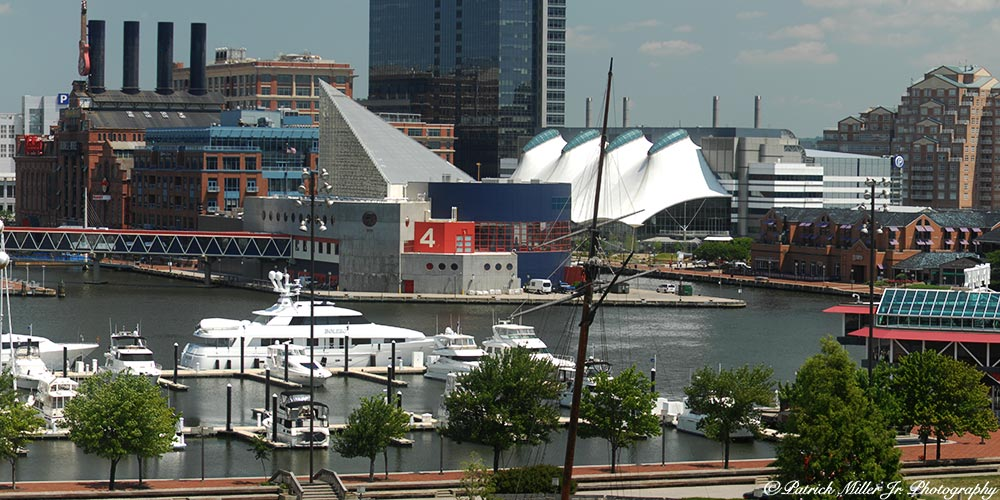 Baltimore Harbor Maryland