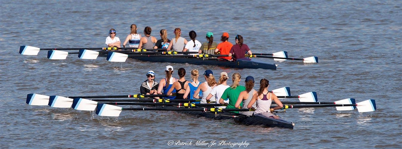 Crew Potomac River Georgetown, DC