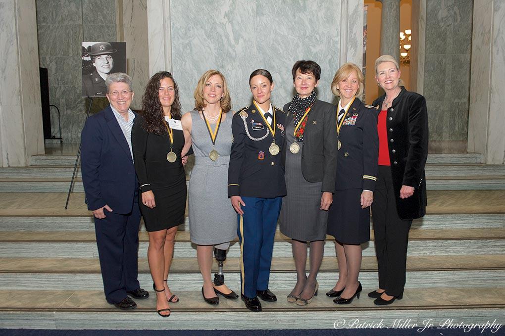 Army Women's Foundation, DC