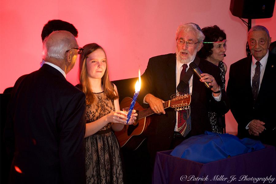 Bat Mitzvah in Bethesda, Maryland