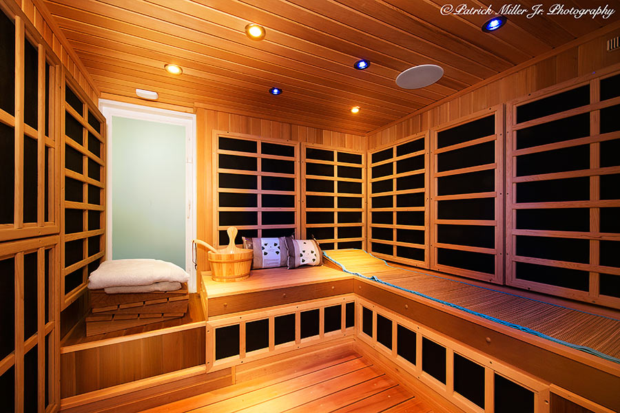 Commercial Interior Architecture Sauna Bethesda, MD