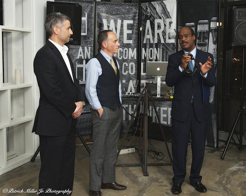 DC Mayor speech and presentation to Street Sence in Bethesda, MD