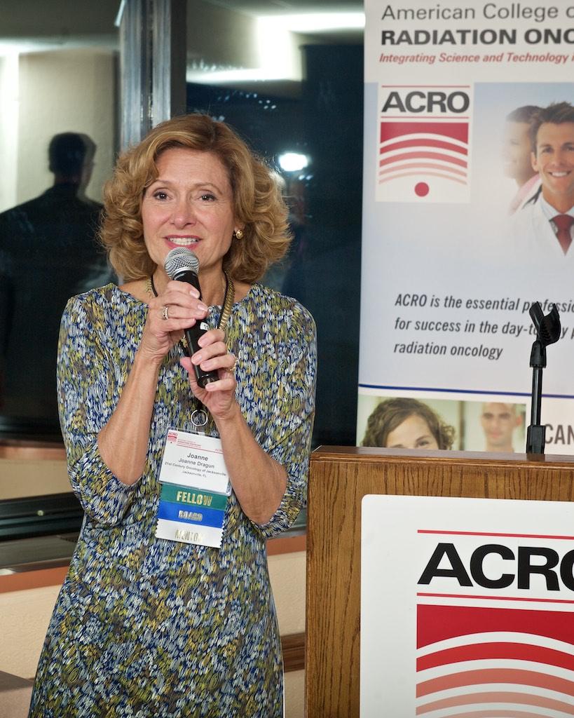 Arco Award speaker at the Crystal City Hyatt, VA