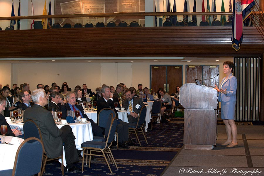 Speaker National Press Club DC