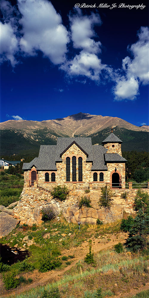 Saint Catherine Siena's Chapel On the Rocks