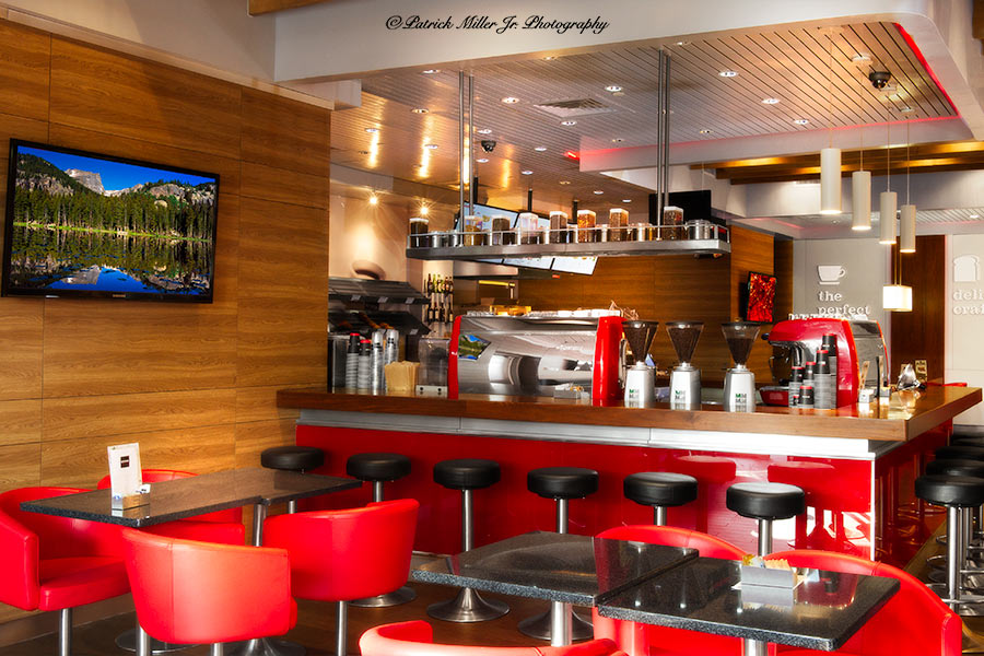 Commercial Interior Architecture Restaurant Bethesda, MD