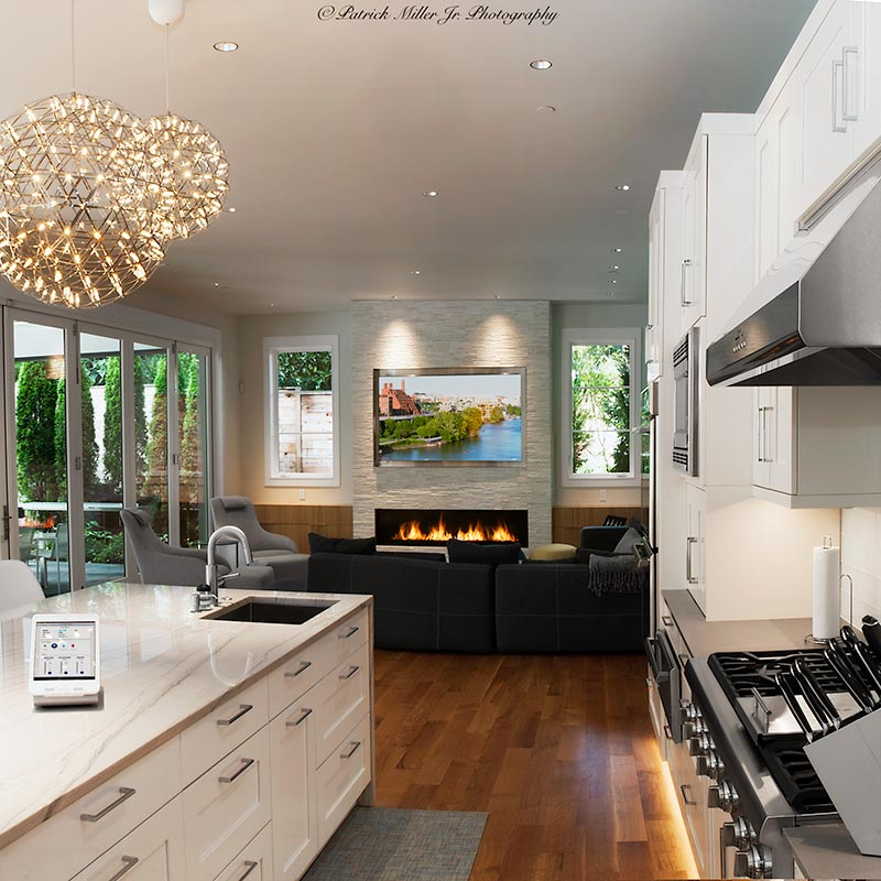 Modern Kitchen Interior, VA