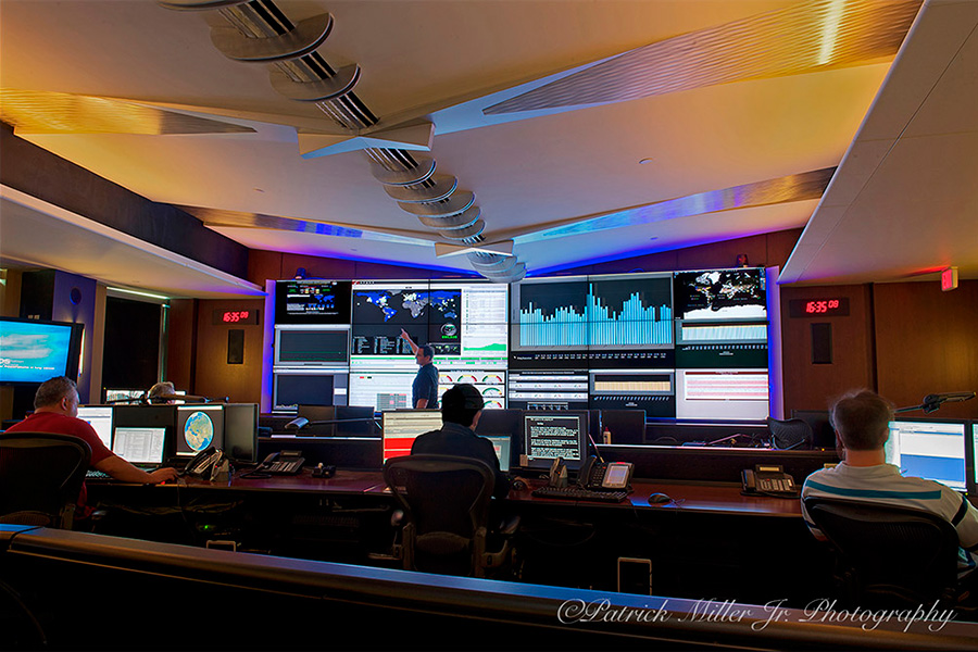 Operational Command Center in Washington, DC