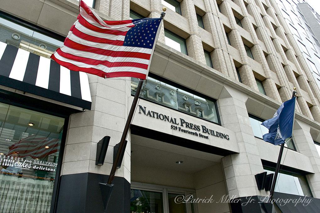National Press Building Washington DC