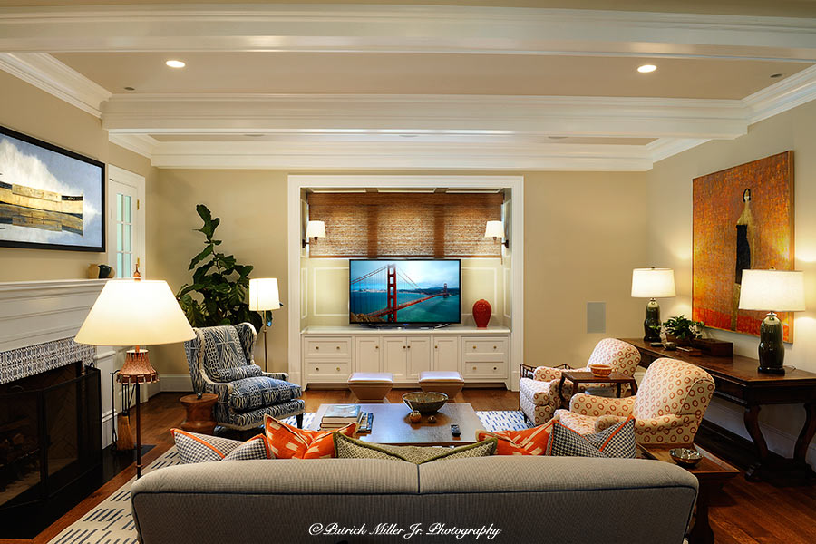 Commercial Interior Architecture Living Room Bethesda, MD