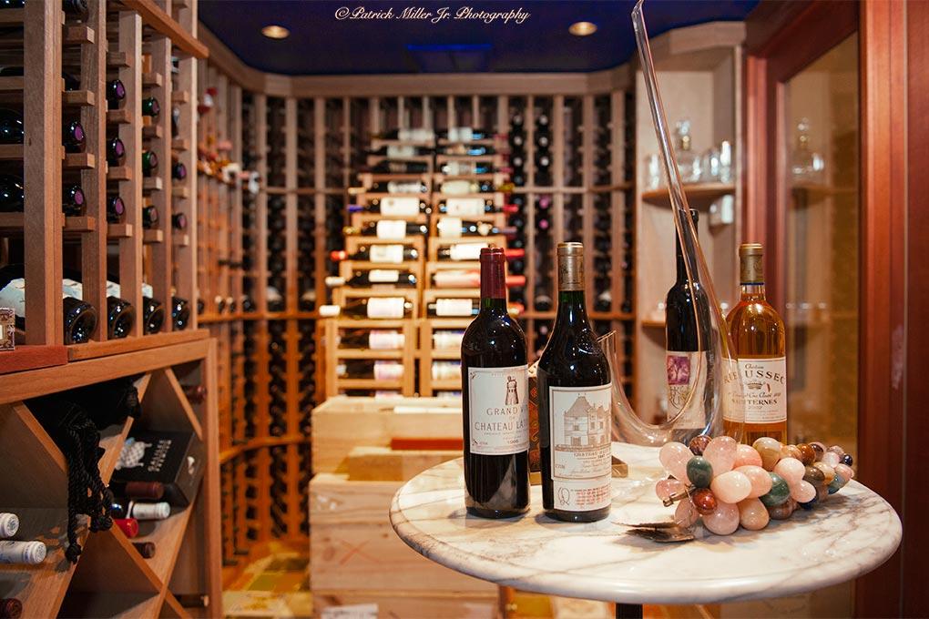 Wine Cellar Bottles Bethesda, MD